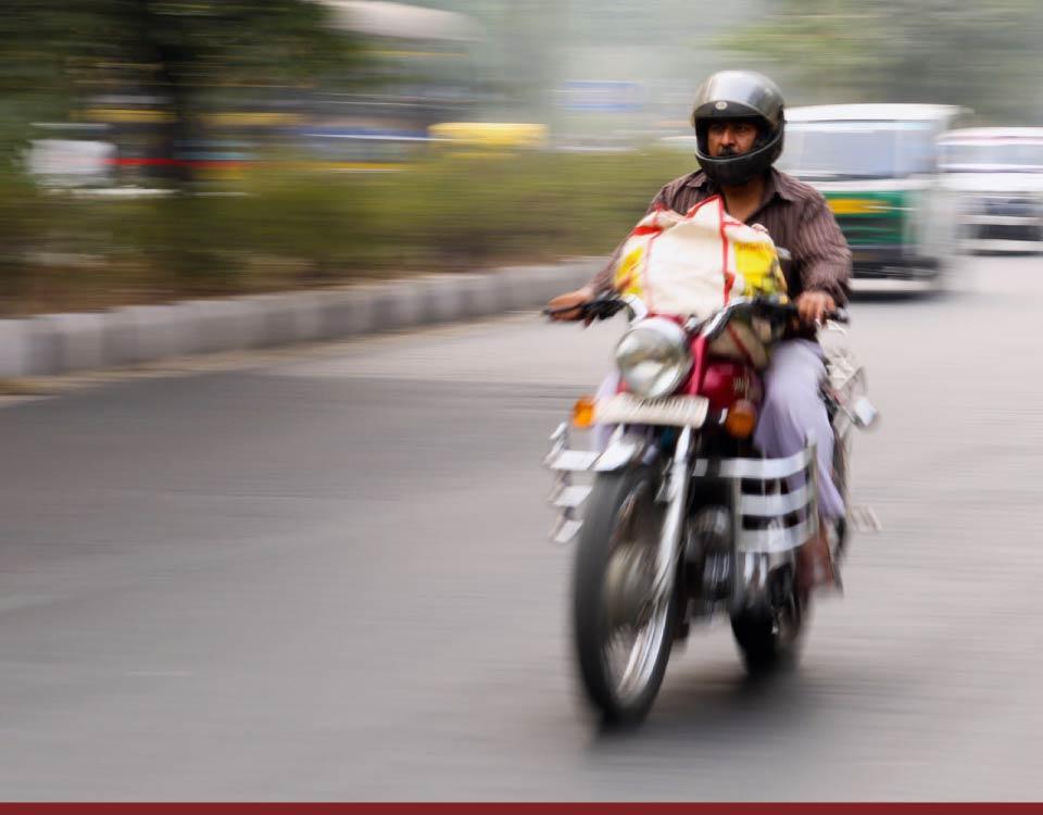 Multas - Dirigir moto com faróis apagados: Suspensão da CNH - Recorra Aqui Blog