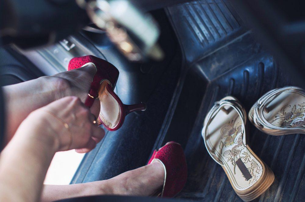 Dicas - É permitido dirigir descalço ou de chinelos? - Recorra Aqui Blog