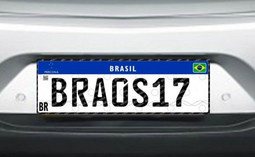 Dicas - Placa Mercosul: quando seu carro precisará? - Recorra Aqui Blog