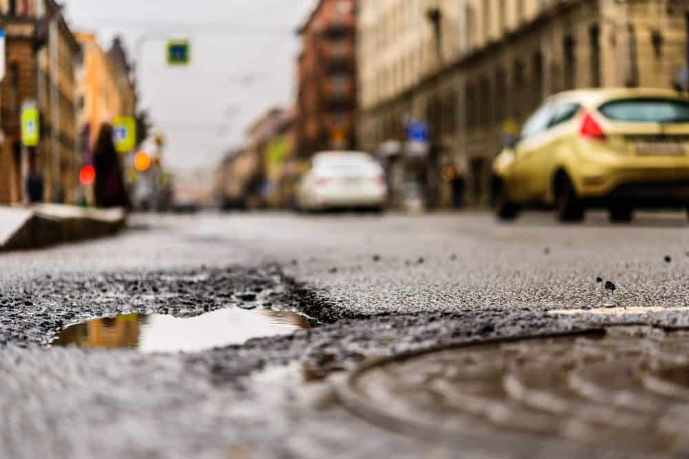 Dicas - Buraco na rua: Quando você pode ser indenizado? - Recorra Aqui Blog