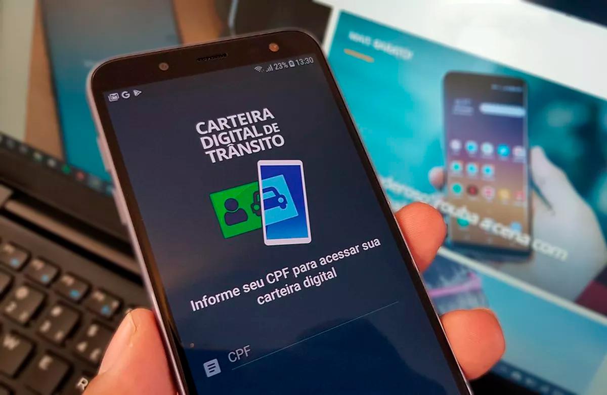 Como funcionam os aplicativos que colocam CNH e documentos do carro no seu celular