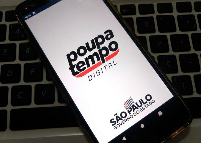 Cumprimento de penalidade de suspensão da CNH é feito pelo portal e app do Poupatempo